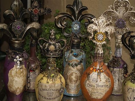 unique decorative bottles 25 unique decorative bottles ideas on pinterest