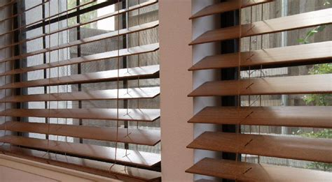 Wooden Horizontal Blinds by Blinds Store Toronto Wood Blinds Horizontal Blinds