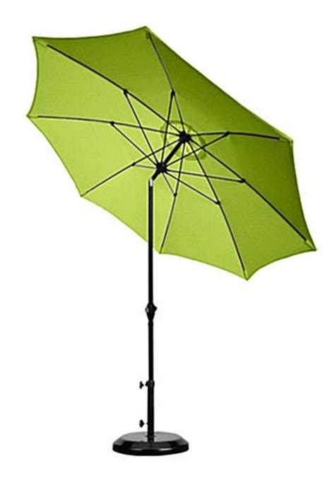 Green Patio Umbrella 9 Lime Green Patio Umbrella Outdoor Sunshade