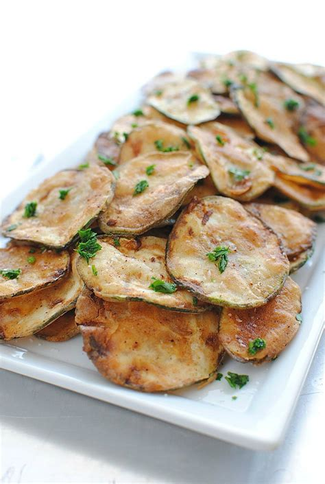 hot zucchini chips fried zucchini chips bev cooks