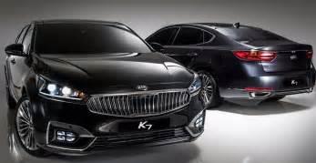 Kia Auto Parts Kia S Most Awaited Cadenza Finally Goes Official At New
