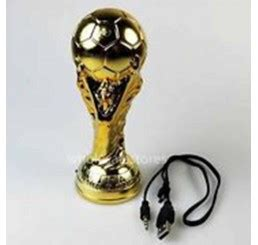 Mini Speaker Portable Trophy Fifa World Cup all deals