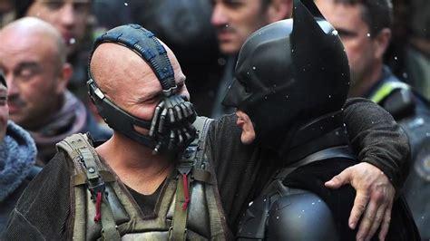 Batman Bane bane batman buddies beyond the marquee