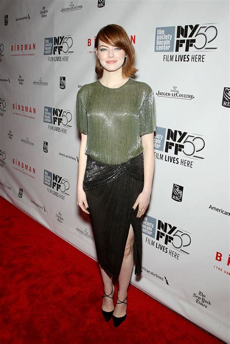 film emma stone allocine photo de emma stone birdman photo promotionnelle emma