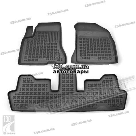 Citroen C4 Car Mats by Rezaw Plast 201210 Rubber Floor Mats For Citroen C4
