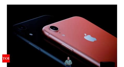 apple iphone xr apple s cheapest new iphone gets an unofficial price cut times of india
