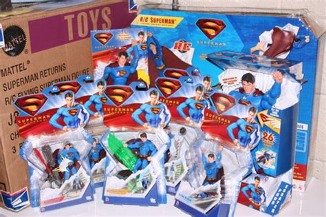 Superman Giveaways - superman returns giveaway superherotimes and action online