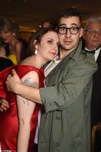 lena dunham married lena dunham admits jack antonoff engagement rumours had