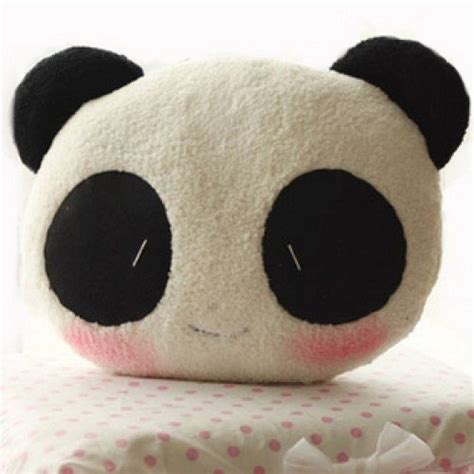 Panda Pillow by