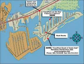 marathon key florida map coco plum tennis club marina map directions