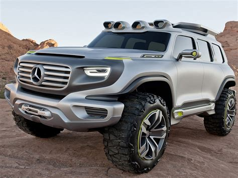 best road suv mercedes best suv to build for road ener g