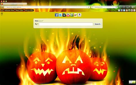 theme changer line halloween how to change your chrome background theme brand thunder