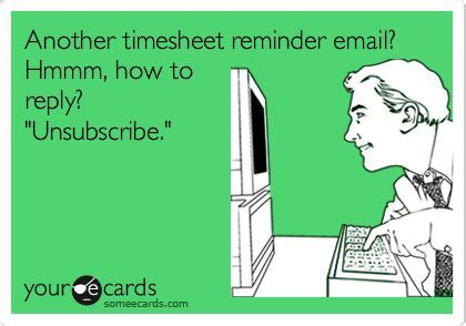 Day Lights Saving Time Another Timesheet Reminder Email Hmmm How To Reply