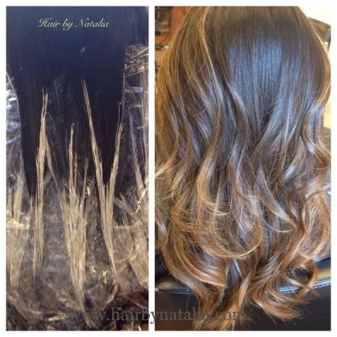 ambrey hair 8 best images about how to balayage balayage color