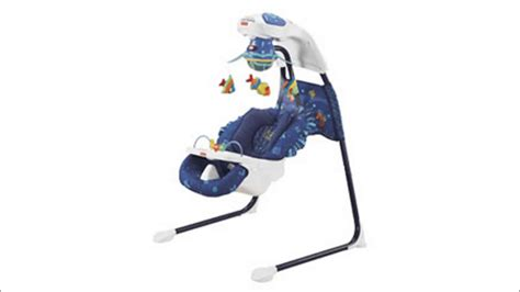 fisher price swing from fisher price aquarium cradle swing