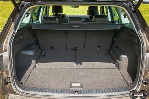 Auto Test 7 Sitzer by Skoda Kodiaq Kofferraum 7 Sitzer Ubi Testet