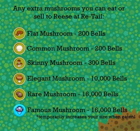 unlock hairstyles acnl mushrooms guide animal crossing pinterest mushrooms