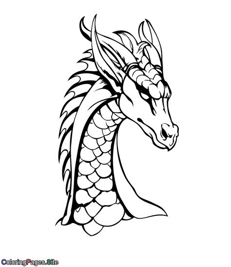 coloring pages big pictures coloring pages of big dragons coloring best free