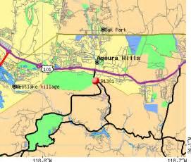 agoura california map 91301 zip code agoura california profile homes