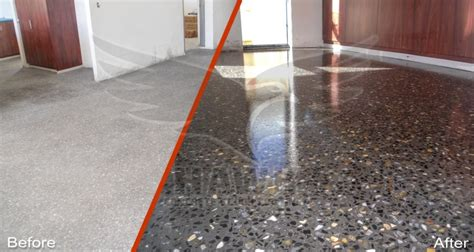 Polished Concrete Perth   Commercial Polished Concrete
