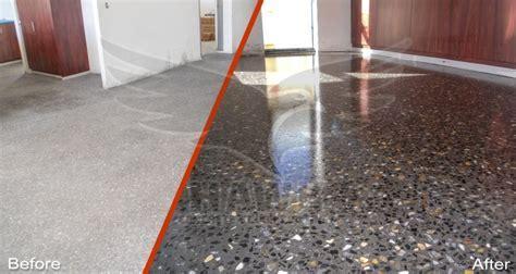 Polished Concrete Perth   Commercial Polished Concrete
