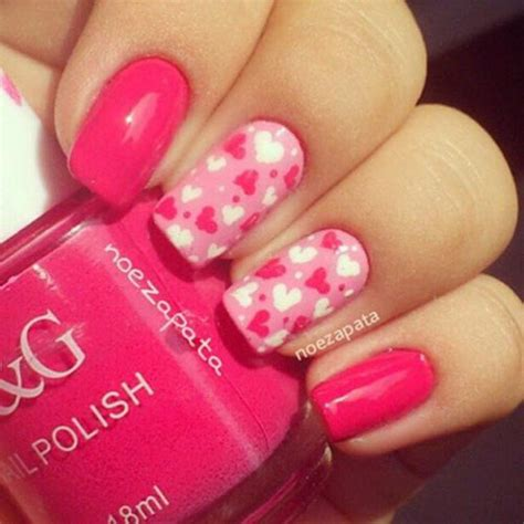 valentines nail 36 and lovely nail design for s day