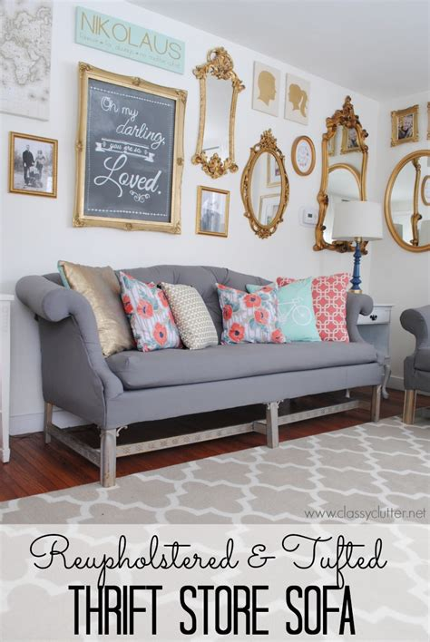 how to reupholster loveseat how to reupholster a sofa