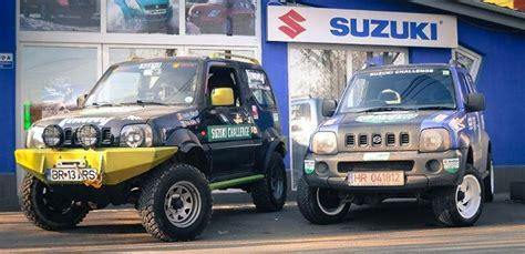 Suzuki Ro Suzuki Romania Revine In Cn Road 2014 Cu Alin Radu Si