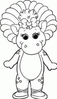 Baby Bop Coloring Pages baby bop coloring pages and print for free
