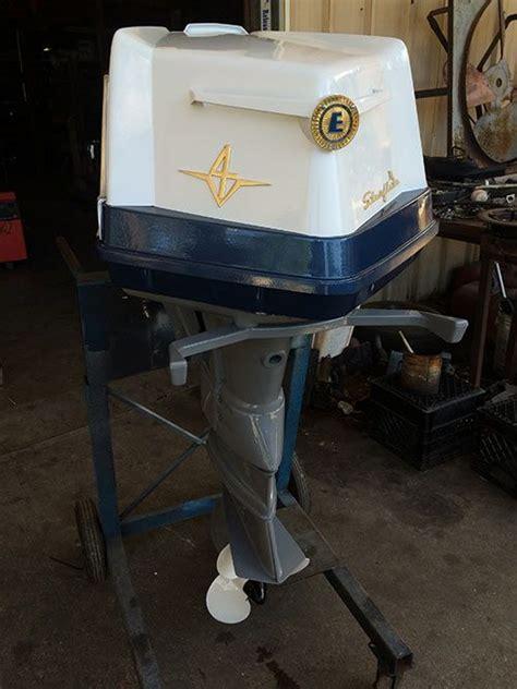 outboard boat motors for sale 1959 vintage evinrude 50 hp antique vintage outboard boat