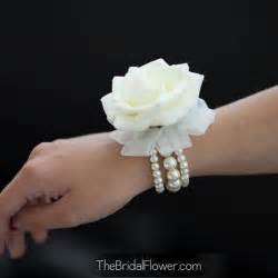 how to make wrist corsages 25 best ideas about prom corsage on prom corsage and boutonniere prom corsages