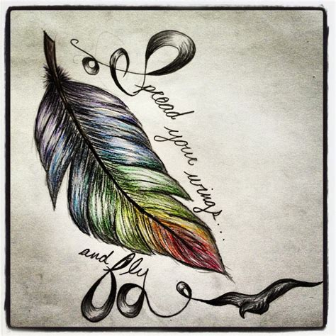 spread wings tattoo designs spread your wings and fly awesome idea