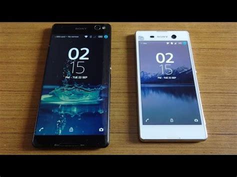 Hp Sony Xperia M5 Ultra sony xperia m5 vs sony xperia c5 ultra