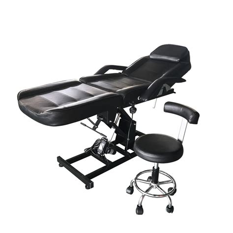 portable tattoo chair electric table chair portable bed