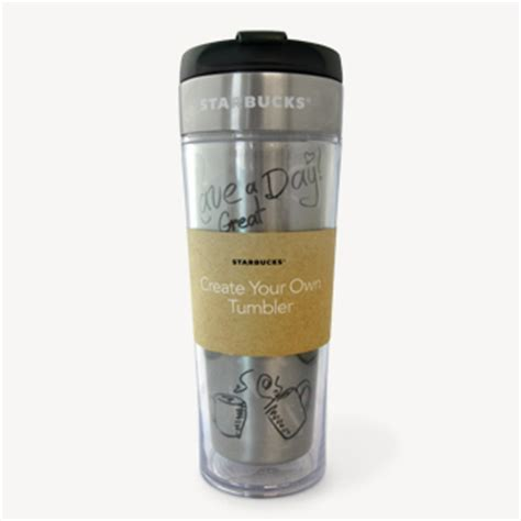 create your own tumbler template starbucks create your own tumbler 16 oz template