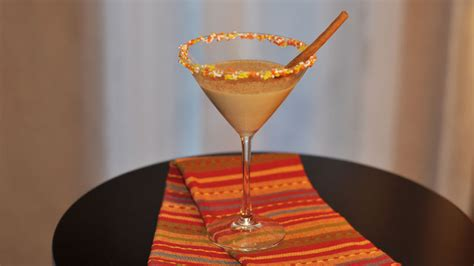 martini pumpkin pumpkin martini recipe tablespoon com