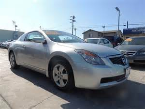 Used 2008 Nissan Altima Nissan Altima Coupe Used Mitula Cars