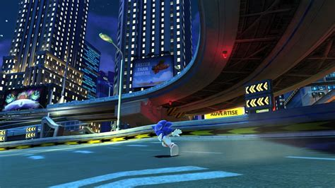sonic generations hd speed highway screenshots   sonic stadium