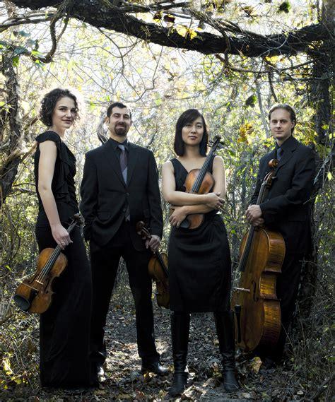 Garden City Quartet Chiara String Quartet