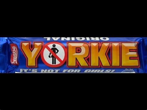 yorkie chocolate bar advert yorkie chocolate bar advert