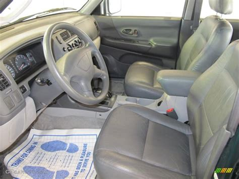 mitsubishi montero interior car interior design