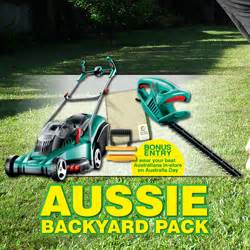 congratulations aussie backyard promo winners