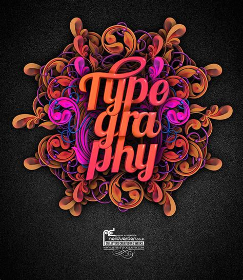 designer inspiration 35 creative typography design master pieces for your