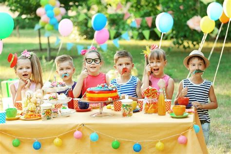 top 10 summer birthday parties for kids melbourne