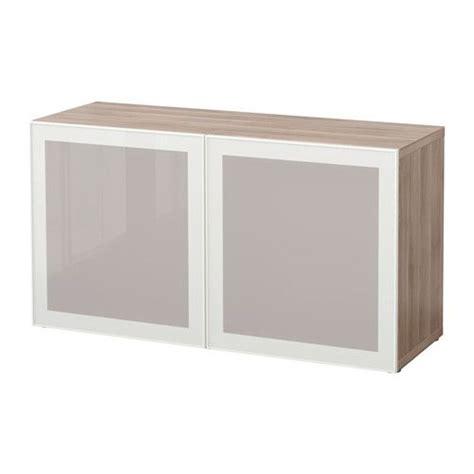 besta glass shelf best 197 shelf unit with glass doors white glassvik white