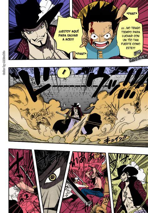 one anime vs luffy vs mihawk one 561 by mrtrobin on deviantart