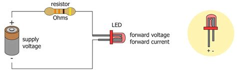 led resistor needed guide to leds and resistors