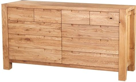 Wide Chest Of Drawers Uk by Buy Clemence Richard Forest Oak Wide Chest Of Drawers