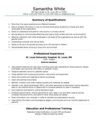 summary for assistant resume 16 free assistant resume templates