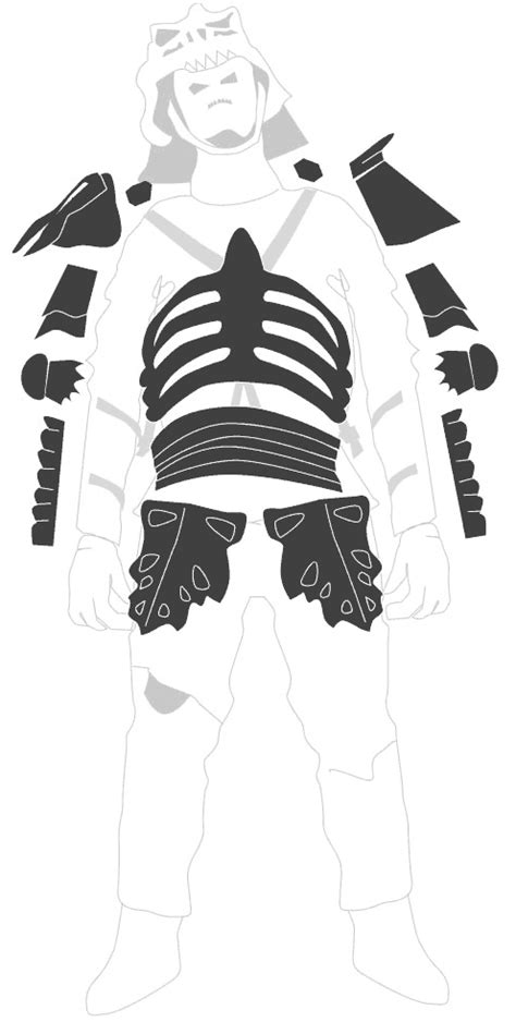 the gallery for gt shoulder armor template
